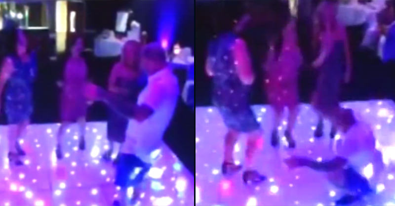 UNILAD 133 Man Poos Himself On Dancefloor While Trying To Impress Girls