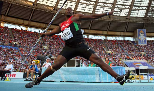 UNILAD 169 A Kenyan Won Gold In The Javelin After Teaching Himself By Watching YouTube Videos