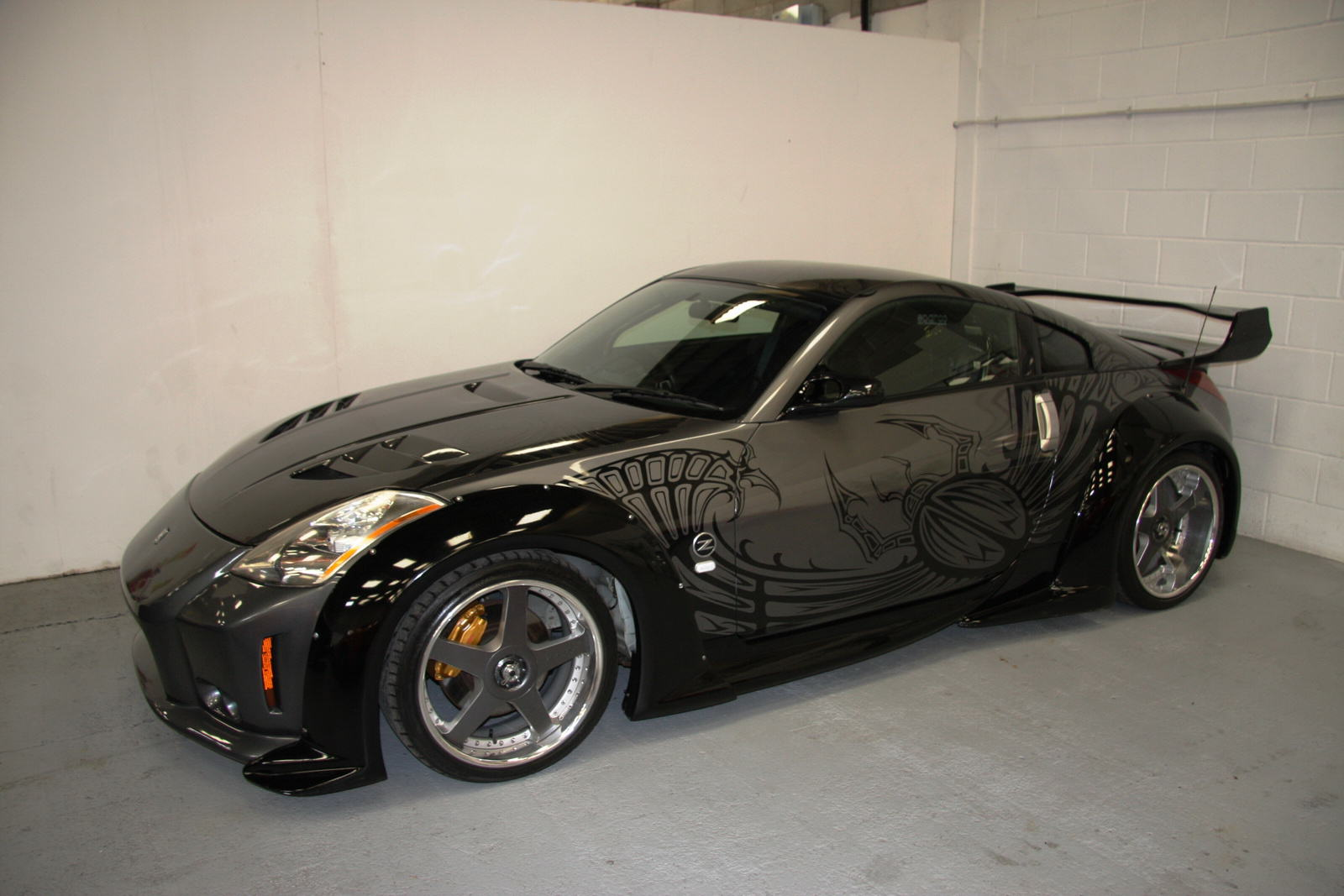 UNILAD 261 The Nissan 350Z From Fast And Furious: Tokyo Drift Is Up For Sale