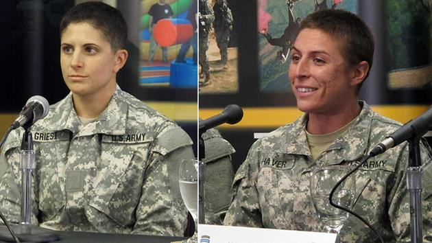 UNILAD ABC8 These Are The First Women To Complete Gruelling US Army Ranger School