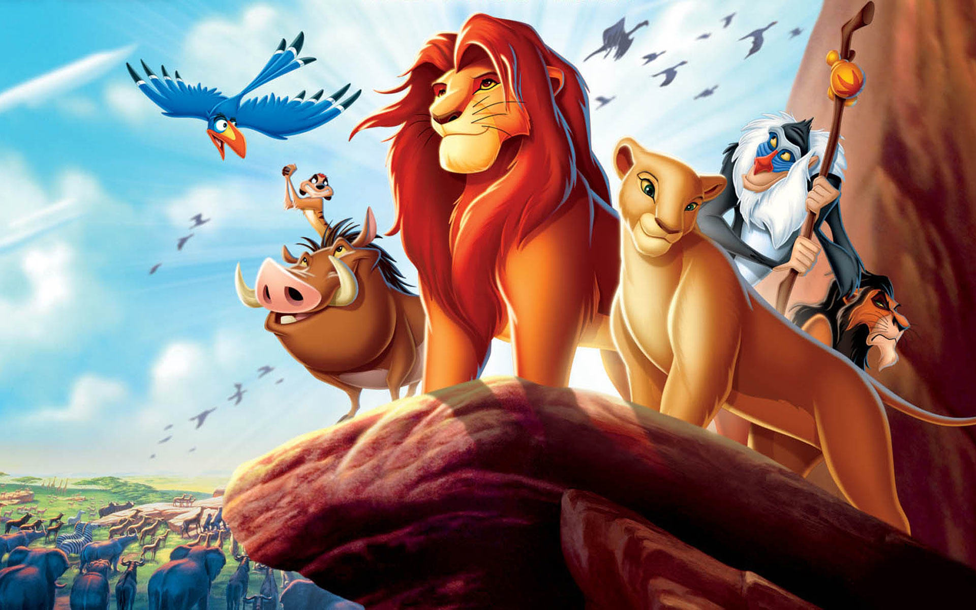 UNILAD Disney7 Brand New Lion King Sequel On Its Way To Disney Channel