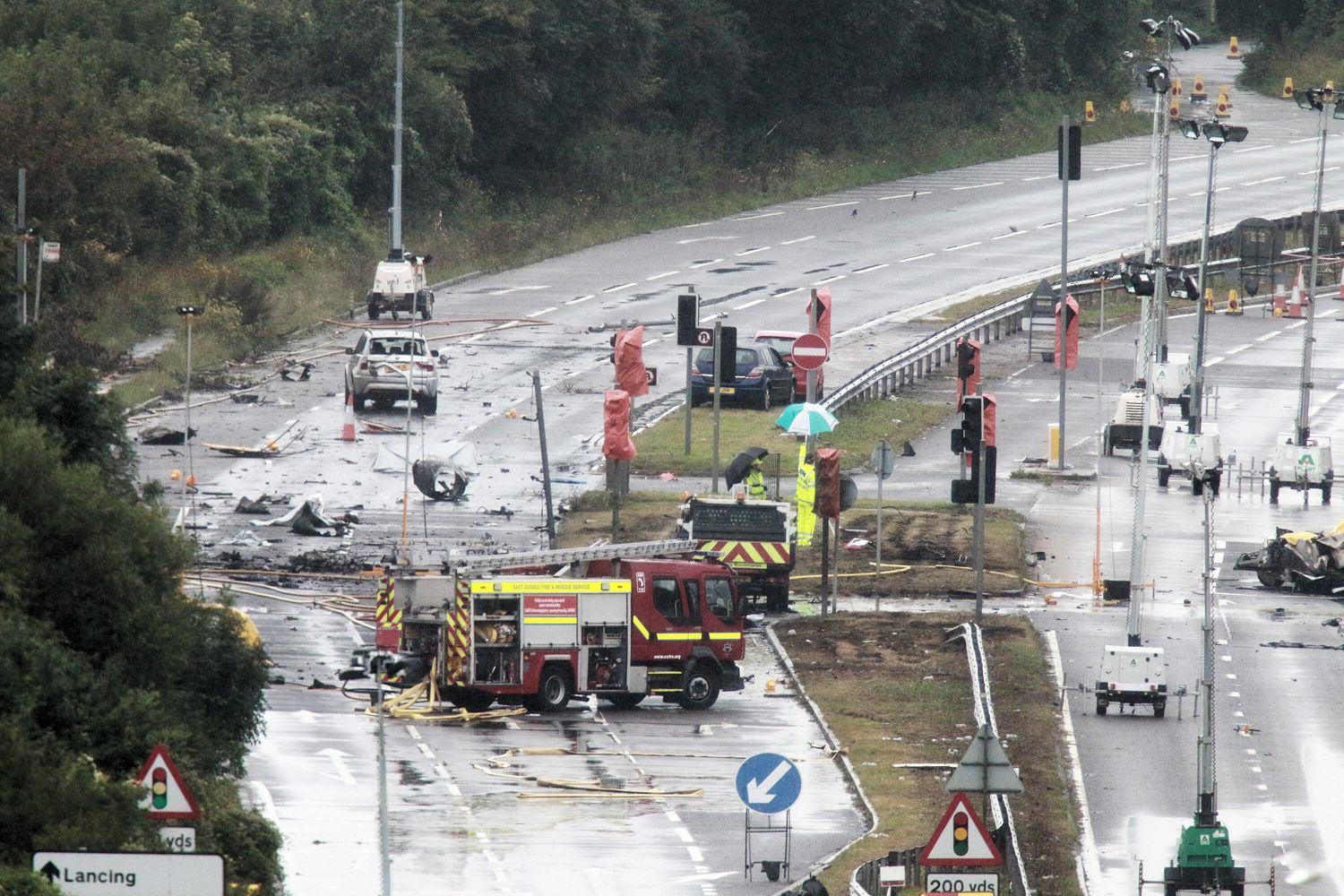 UNILAD Eddie Mitchell7 Dramatic New Details Of Shoreham Airshow Crash Have Been Revealed