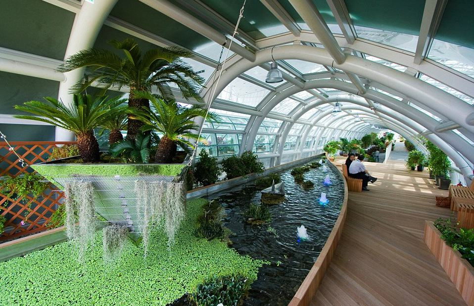 UNILAD Incheon Alamy7 Some Of The Best Airports In The World You Wouldnt Mind Being Delayed In