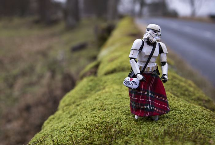 UNILAD Kilt8 Awesome Photos Imagine What Stormtroopers Get Up To On Their Days Off