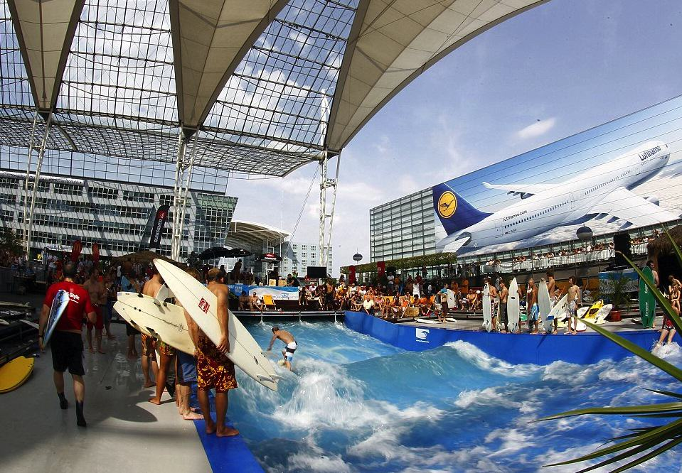 UNILAD Munich Reuters5 Some Of The Best Airports In The World You Wouldnt Mind Being Delayed In