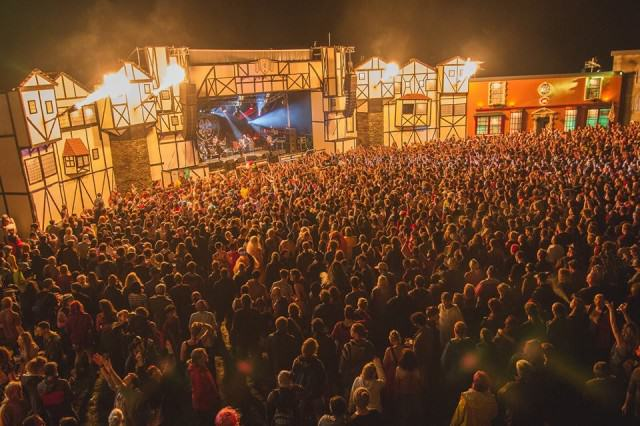 UNILAD Town centre5 640x426 Is Boomtown Fair The Maddest Festival On Earth?
