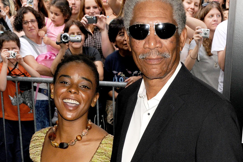 Boyfriend Of Morgan Freeman's Step Granddaughter Killed Her While Trying To Perform 'Exorcism' UNILAD UNILAD gettyimages Gregg DeGuireWireImage5