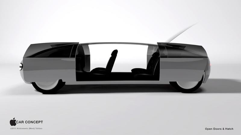 UNILAD apple car 25 Heres What Apples Self Drive Car Could Look Like
