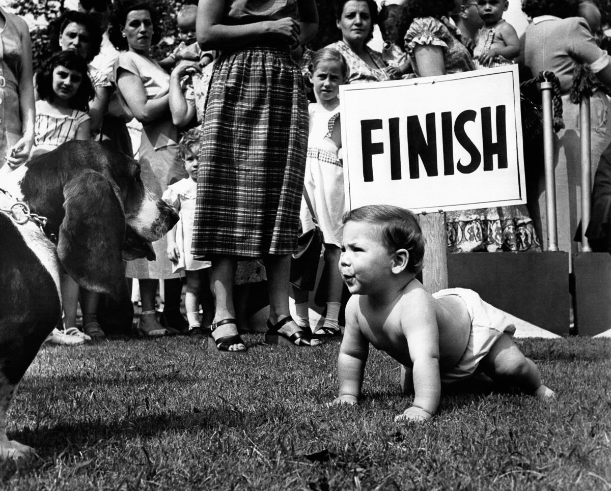 Baby Racing Used To Be A Real Life Actual Sport, And It Was Amazing UNILAD babyrace 45