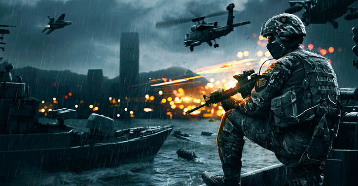 UNILAD battlefield34 This New Battlefield 4 Cinematic Trailer Teases Free Update Night Operations