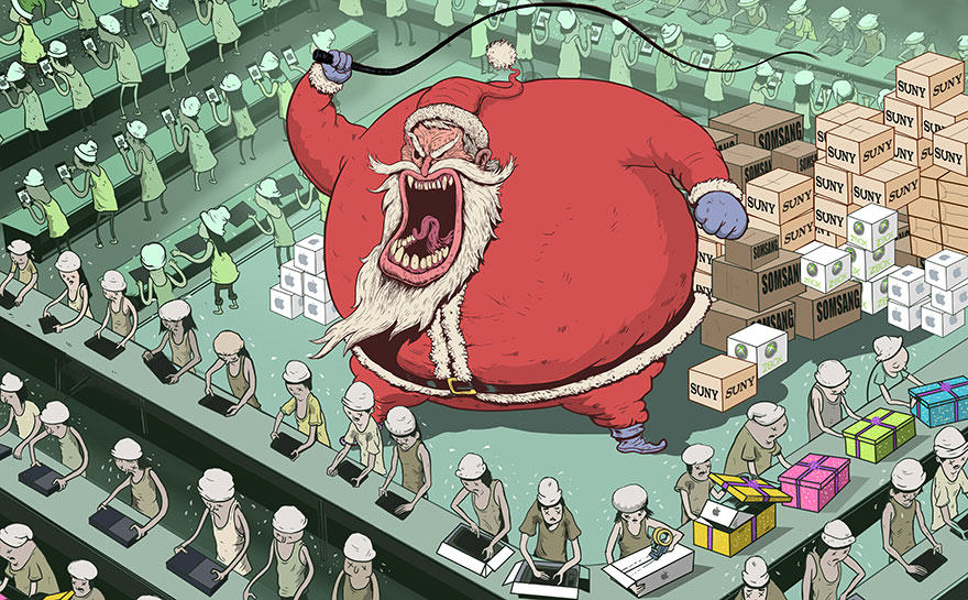 UNILAD cutts 113 These Amazing Cartoons Show The Sad Truth About The Modern World
