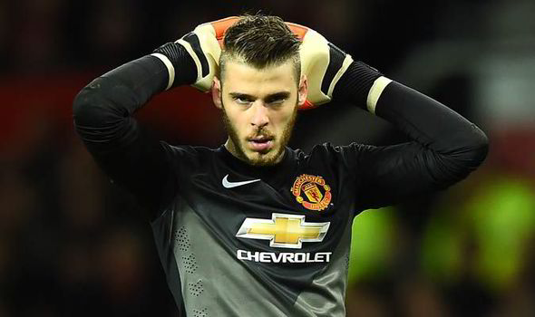 UNILAD dddg8 Internet Reacts To David De Gea STAYING At Manchester United