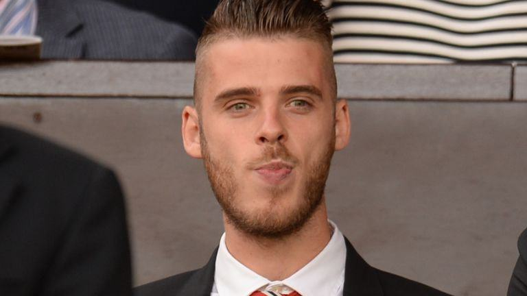 UNILAD ddg5 Internet Reacts To Manchester United Agreeing A Fee With Real Madrid for David De Gea