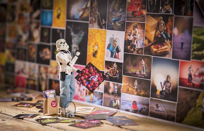 UNILAD decorating8 Awesome Photos Imagine What Stormtroopers Get Up To On Their Days Off