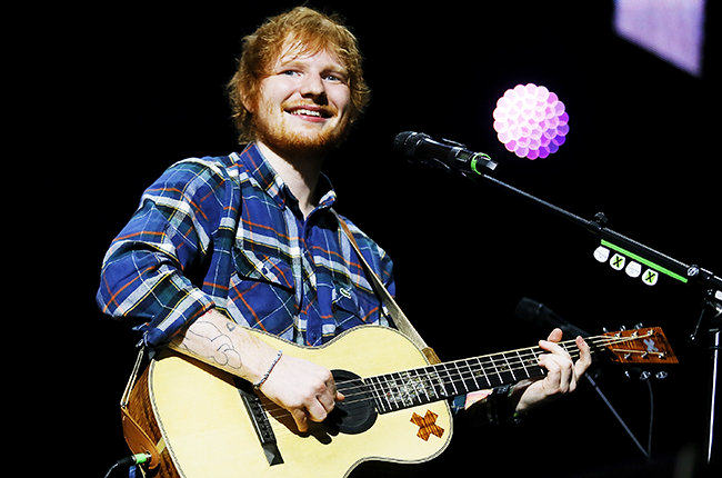 UNILAD ed sheeran charity 15 Ed Sheeran Planning To Work In Charity Shop During His Month Off