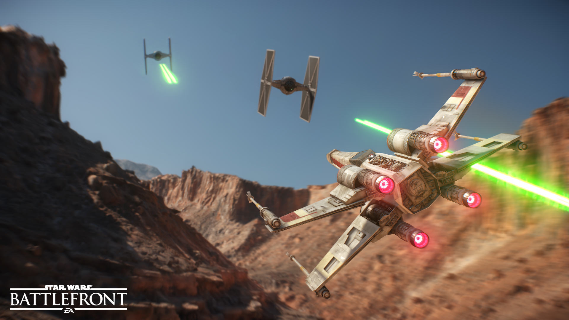 UNILAD efBUv6o Imgur3 Star Wars: Battlefront Looks Stunning In These Desktop Backgrounds And Images