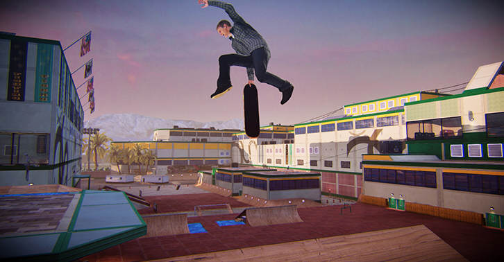 UNILAD hawk36 The Tony Hawks Pro Skater 5 Full Soundtrack Has Been Revealed