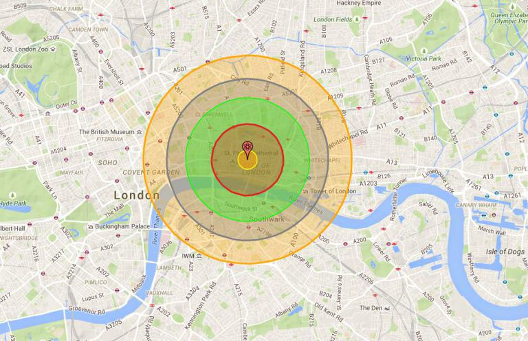 UNILAD jCm65iLavQ This Is What Would Happen If Nukes Were Dropped On Britain