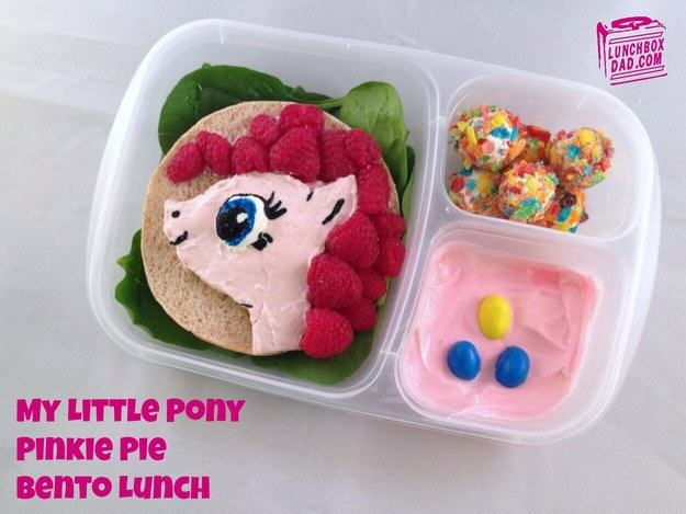 This Awesome Dad Makes The Best School Dinners Ever UNILAD my little ony5