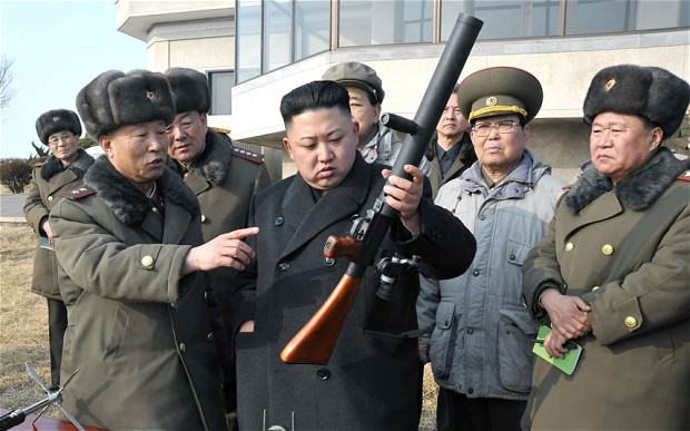 UNILAD north korea jong i 2492687b AFPGetty Images3 North Korea Declares It's In A 'Quasi State Of War' With The South