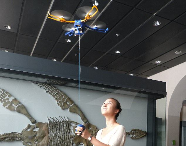 The Pet Drone Now Exists And Will Change The Selfie Game, Great... UNILAD pet drone 22