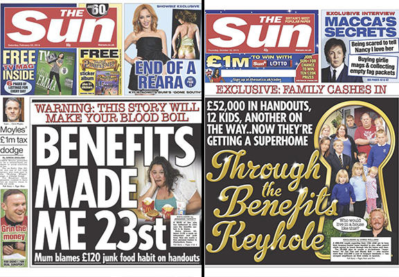 This Is How The Sun Actually Find Their Stories About Benefits UNILAD the sun WEB2