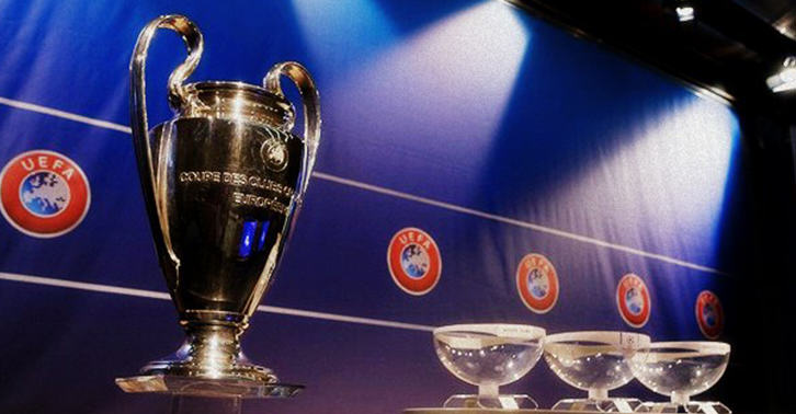 UNILAD ucld 25 Internet Reacts To The UEFA Champions League Draw
