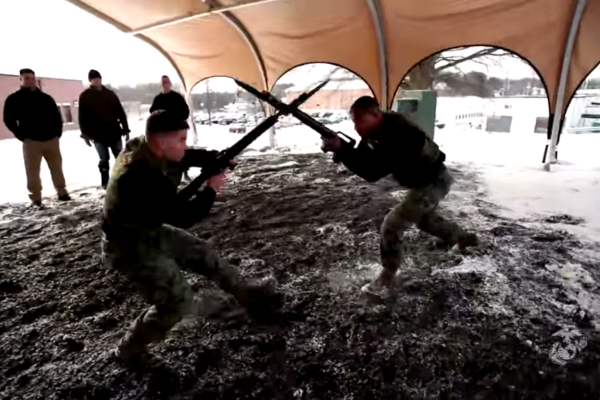 UNILAD ufc16 US Marines Teach These UFC Fighters A Thing Or Two