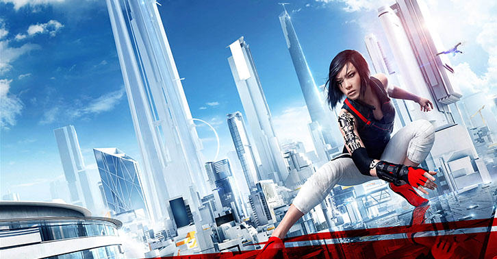 oieKHZlLr Mirrors Edge: Catalyst Just Dropped 5 Minutes Of Amazing Gameplay