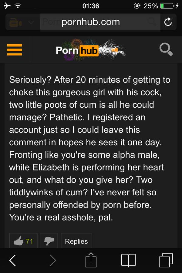 Header Pornhub Viewers Have Been Posting Really Bizarre Comments