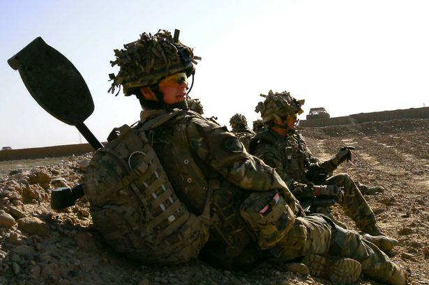 PAY Soldier Dave Curnow Young Soldier Survived Afghanistan Only To Be Killed On Streets Of His Home Town