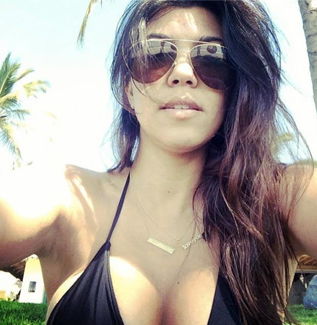 SexySelfies 07 1903812a Kourtney Kardashian Insane Stats Reveal Selfies Have Killed More People Than Sharks This Year