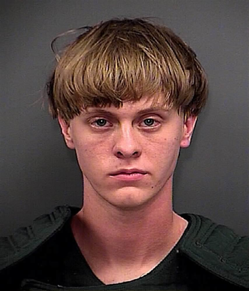 UNILAD 150618 dylann roof booking 820p f0e6a7ee60cbc10d19a8a2315a6d46df.nbcnews ux 2880 10006 South Carolina Church Shooter Could Be Facing Execution