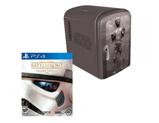 UNILAD 2937898 bfront6 This Ridiculous Star Wars Battlefront Bundle Comes With A Han Solo Mini Fridge