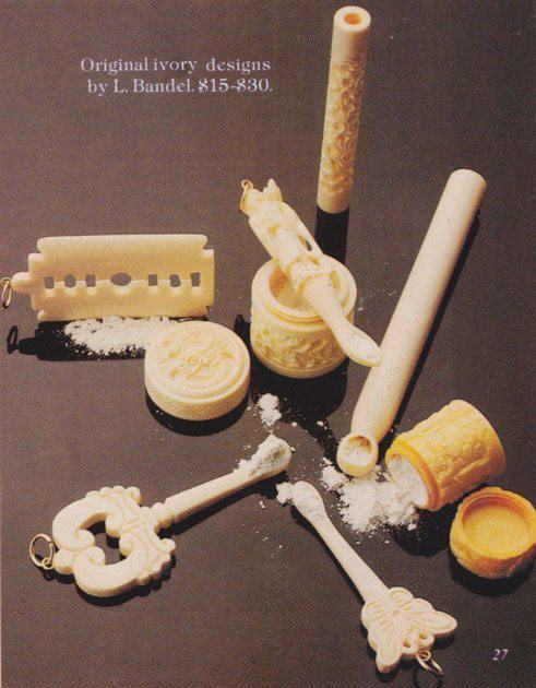 UNILAD 70s27 Shameless Cocaine Accessories Show The 70s Were A Helluva Time To Be Alive
