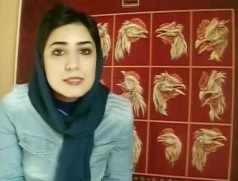 Jailed Female Cartoonist Faces Sentence Extension For Shaking Lawyer's Hand UNILAD Screen Shot 2015 09 09 at 22.56.523