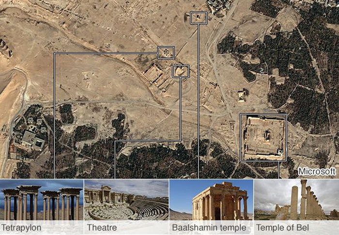 UNILAD Temple46 2000 Year Old Temple Confirmed To Be Destroyed By ISIS