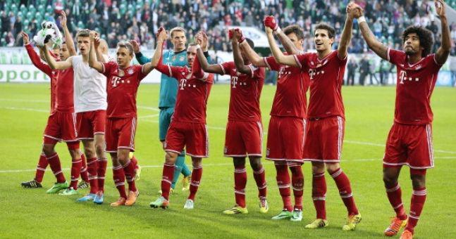 Bayern Munich To Aid Refugees With Food, Training Camps And 1Million Euros UNILAD bayern46