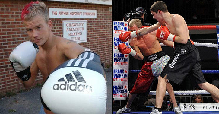 UNILAD boxer28 Britains Worst Boxer Has Finally Won A Fight After 51 Defeats