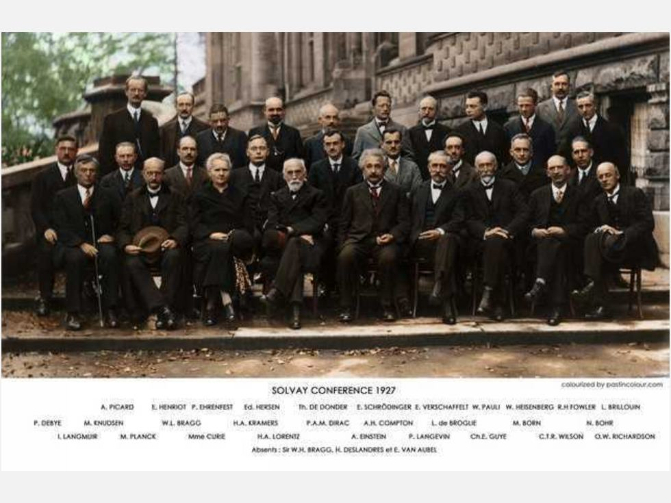 UNILAD colour photos 232 Some Of Historys Most Iconic Photos Have Been Transformed From Black And White To Colour