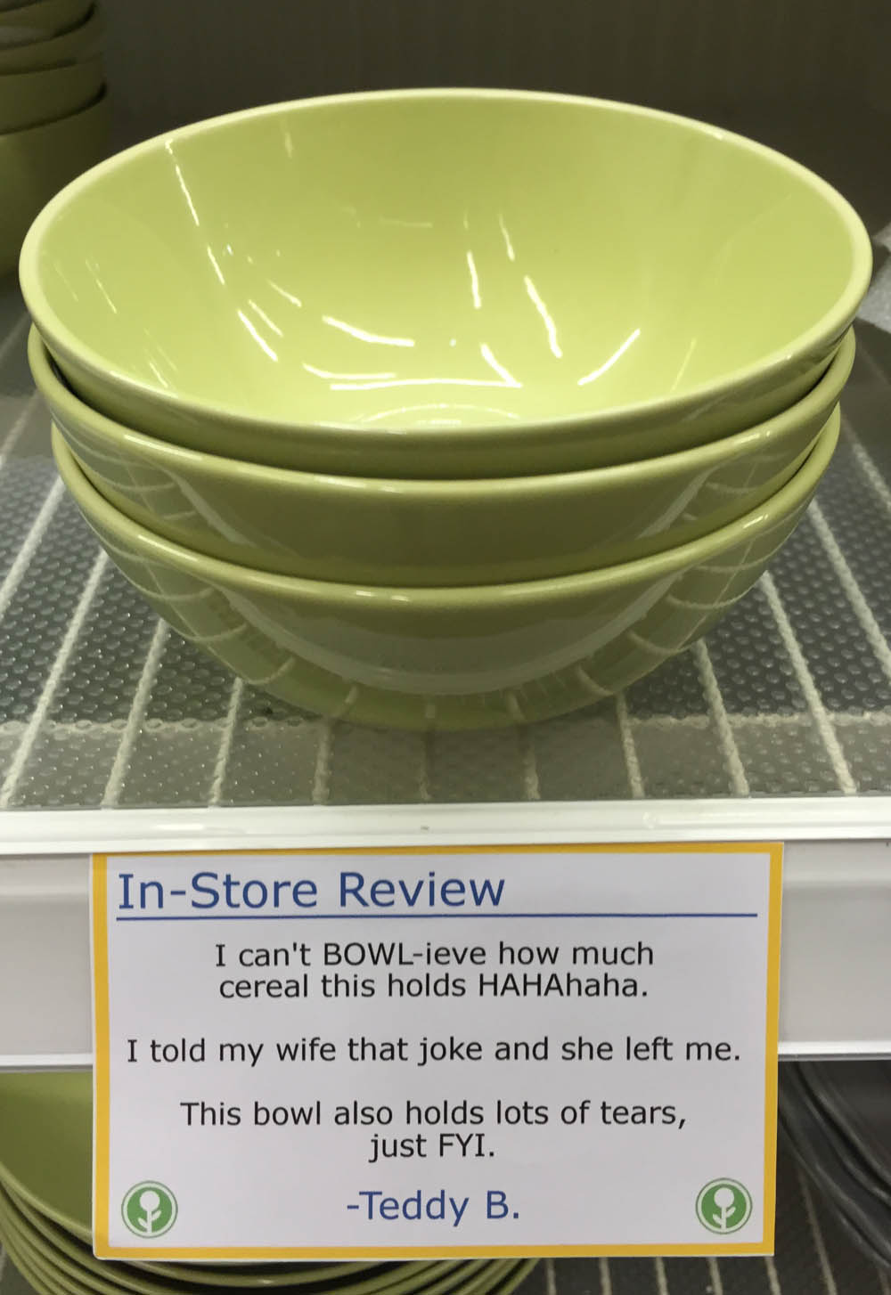 UNILAD ikea73 IKEA Has Been Trolled With Hilarious In Store Reviews