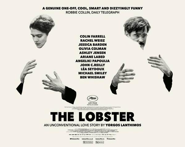 If Colin Farrell Doesn't Have Sex He'll Turn Into A Lobster UNILAD lobster4