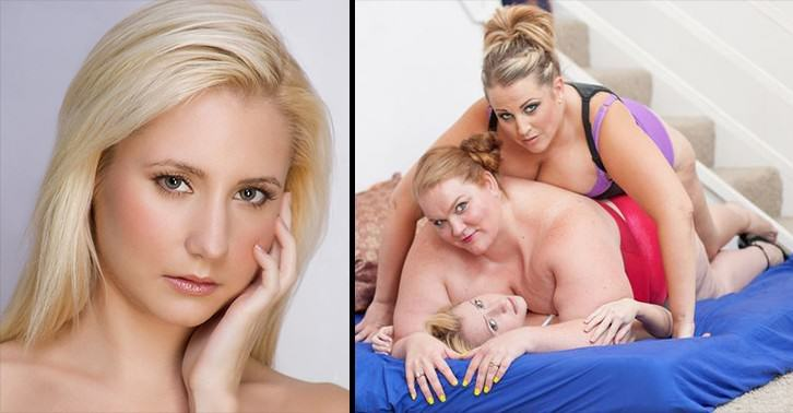 UNILAD odette 43 This Woman Earns Some Serious Cash By Letting Big Women Squash Her