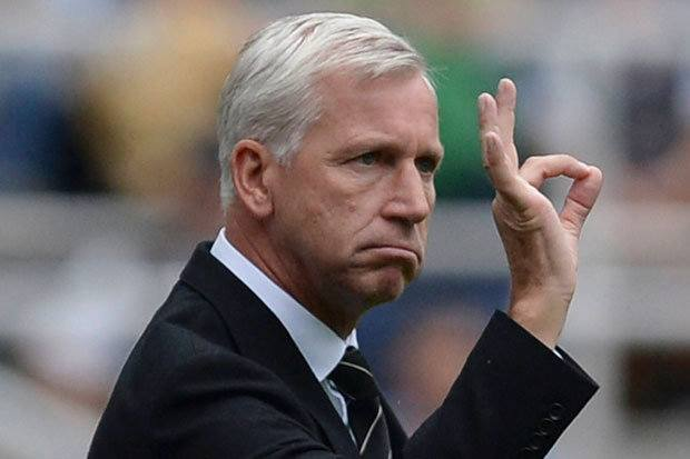 UNILAD pardew2 Four Premier League Managers Defying Expectations