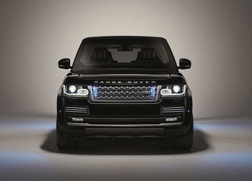 UNILAD range rover6 The New Luxury Range Rover Sentinel Is Bulletproof And Badass