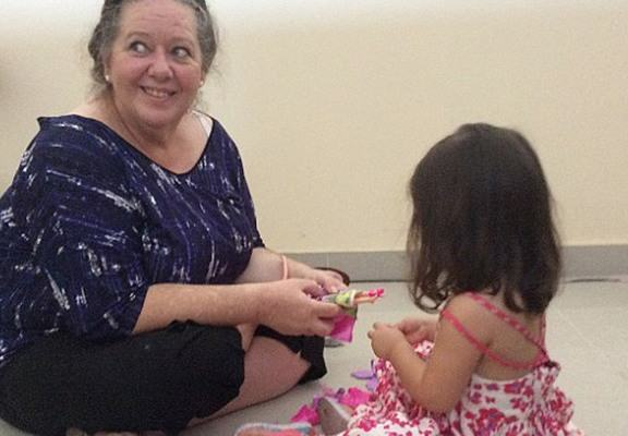 British Granny Sentenced To Be Shot Meets Granddaughter For First Time UNILAD snf web3