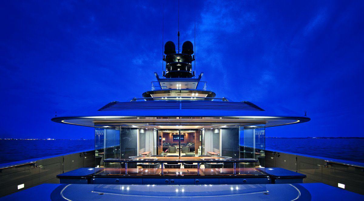 UNILAD super yacht 15 Look Inside This £57 Million Eco Friendly Super Yacht