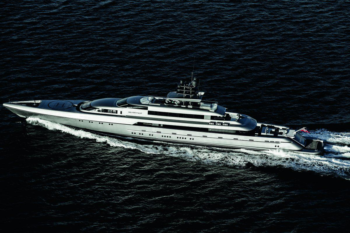 UNILAD super yacht 85 Look Inside This £57 Million Eco Friendly Super Yacht