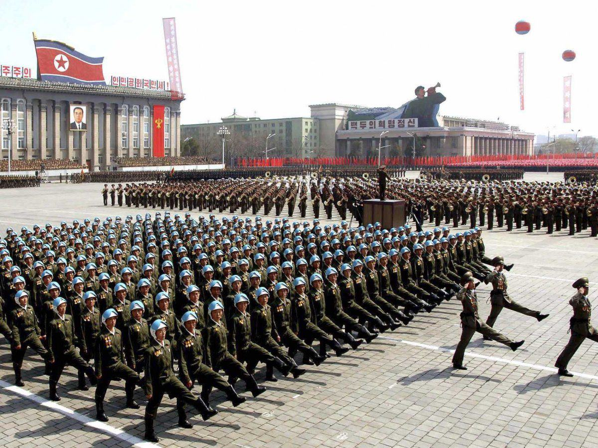 UNILAD the largest part of the military is the korean peoples army ground force which includes about 1 million active personnel and millions more civilians who are effectively reservists2 New Report Shows Just How Much Heat North Korea Is Packing