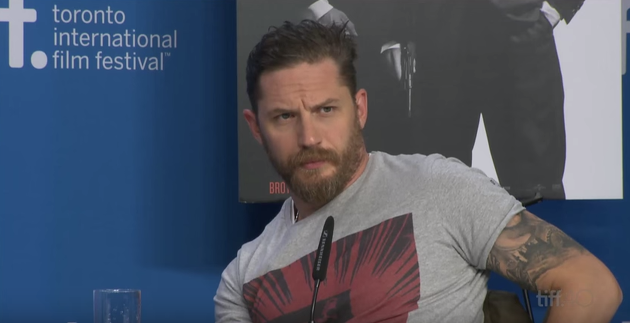 UNILAD tom hardy sexuality 13 Tom Hardy Has Explained Why He Shut Down That Reporters Question About His Sexuality